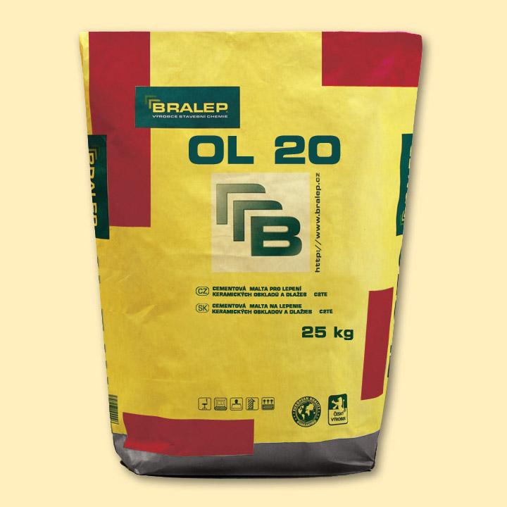 Flexibilní lepidlo Bralep OL20 7kg