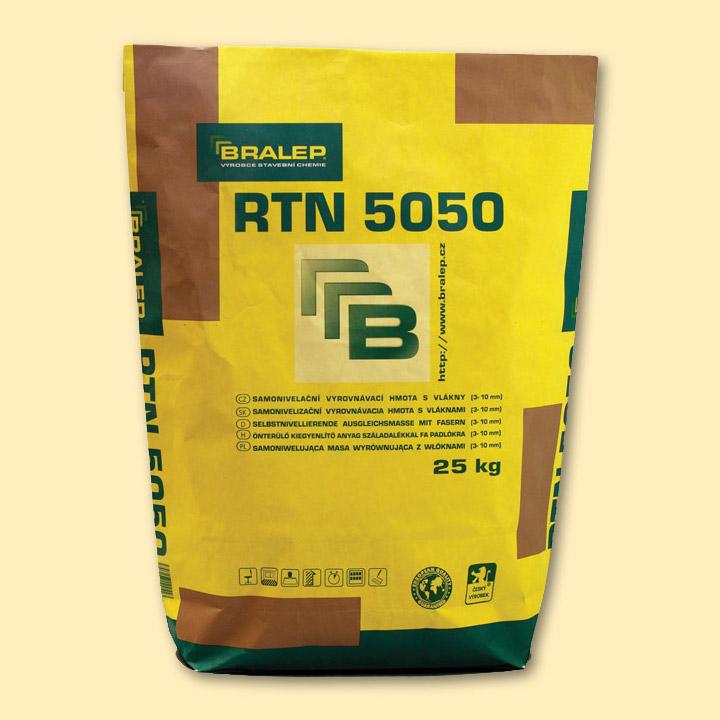 Samonivelační stěrka Bralep RTN5050 25kg