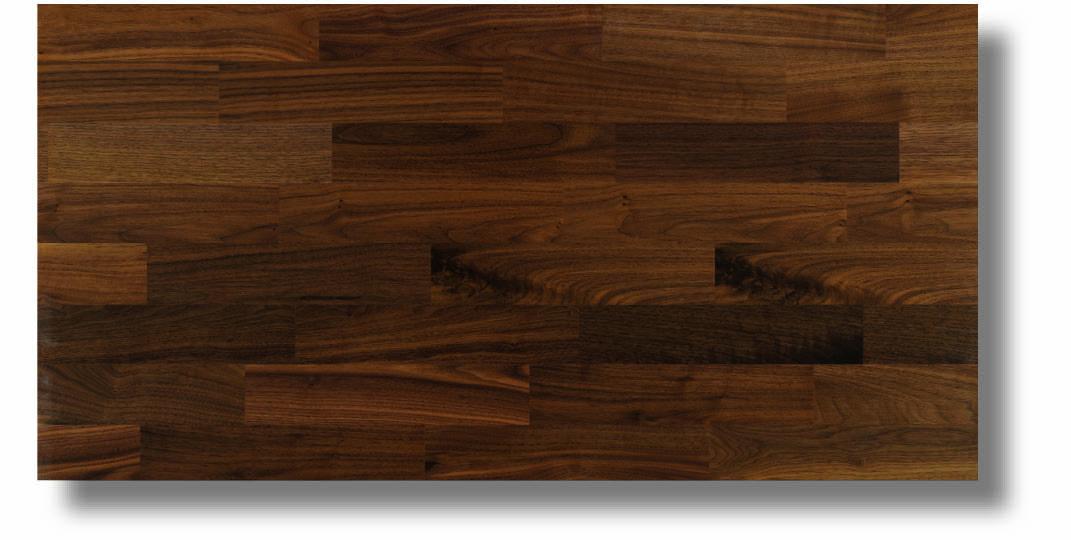 Dřevěná podlaha Befag Eurowood Ořech americký, lak