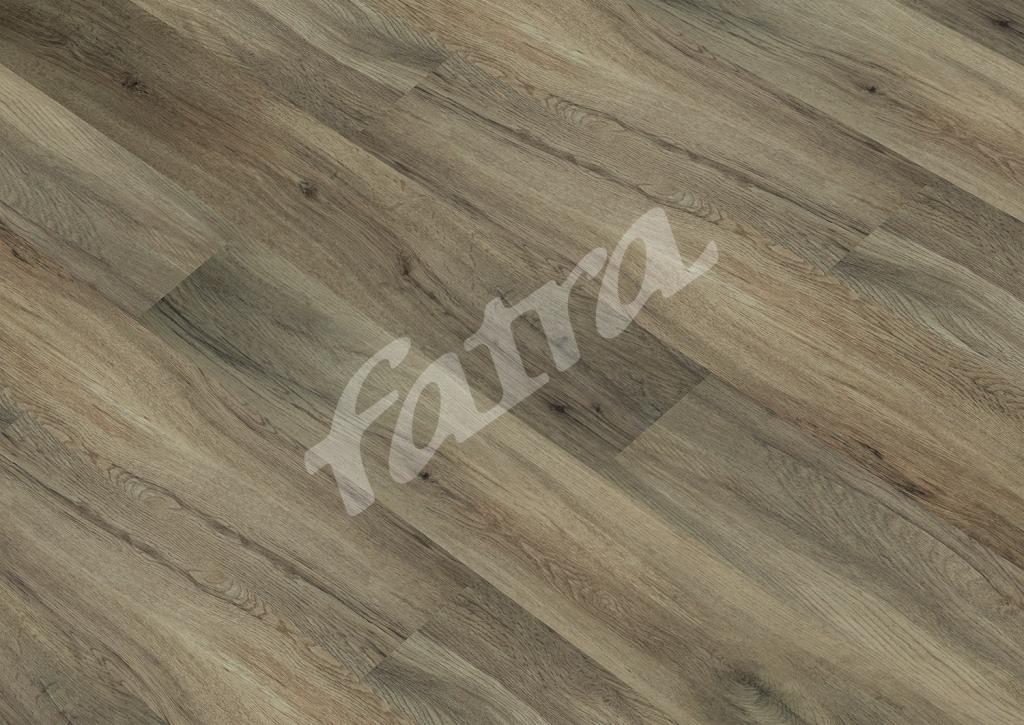 MNOŽSTEVNÍ SLEVA! Vinylová plovoucí podlaha FATRAclick 7301-5 Dub cer hnědý