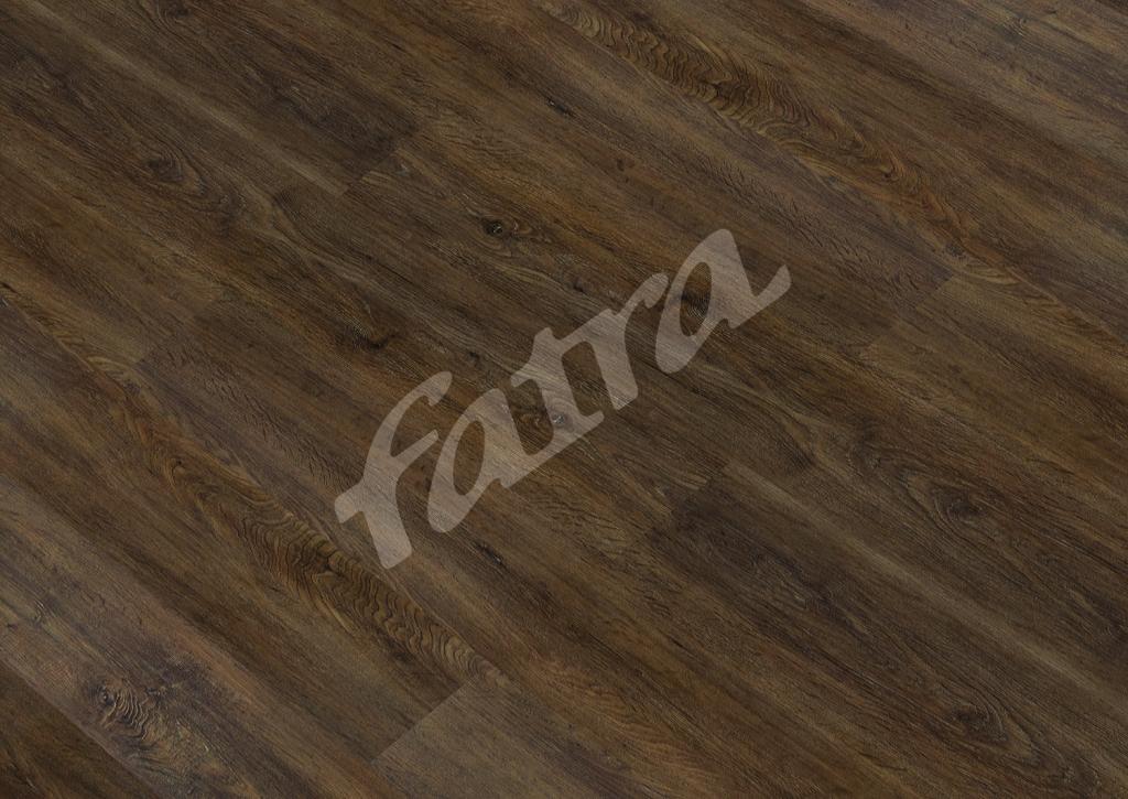 MNOŽSTEVNÍ SLEVA! Vinylová plovoucí podlaha FATRAclick 8058-6 Dub černý