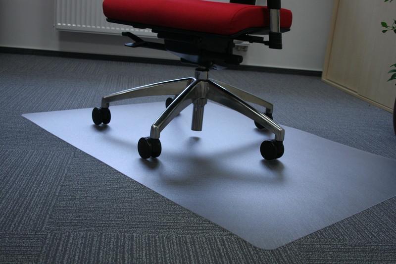Podložka pod kolečkové židle Natural 98 x 120cm