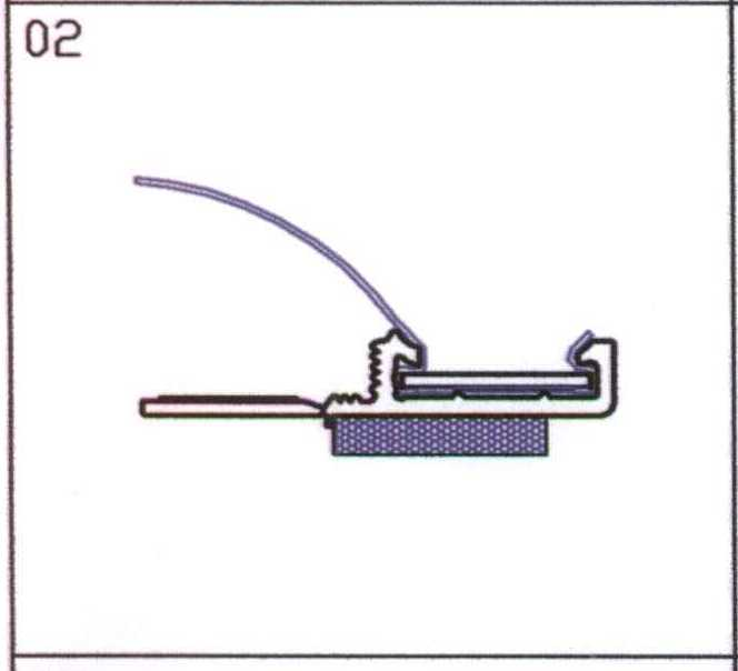 Profil pro zateplování Standard délka 2,40 m