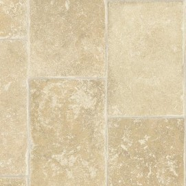 PVC podlaha Tarkett COUNTRY 015 Nepravidelně žlutě pískovaná dlažba, Šíře role Šíře role 3m