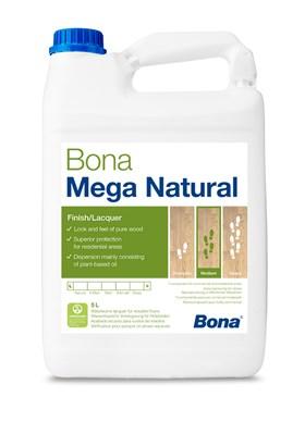 BONA Mega Natural balení 5L