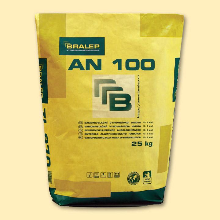 Samonivelační stěrka Bralep AN100 25kg