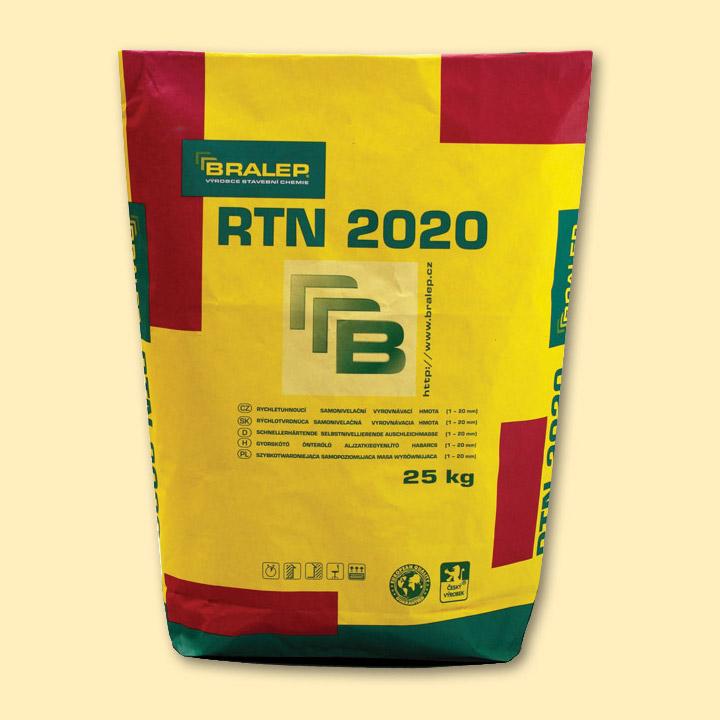 Samonivelační stěrka Bralep RTN2020 25kg