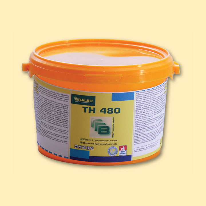 Bralep TH480 3kg hydroizolace