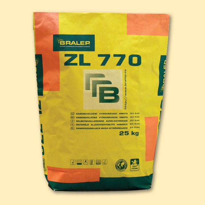 Samonivelační stěrka Bralep ZL770 25kg