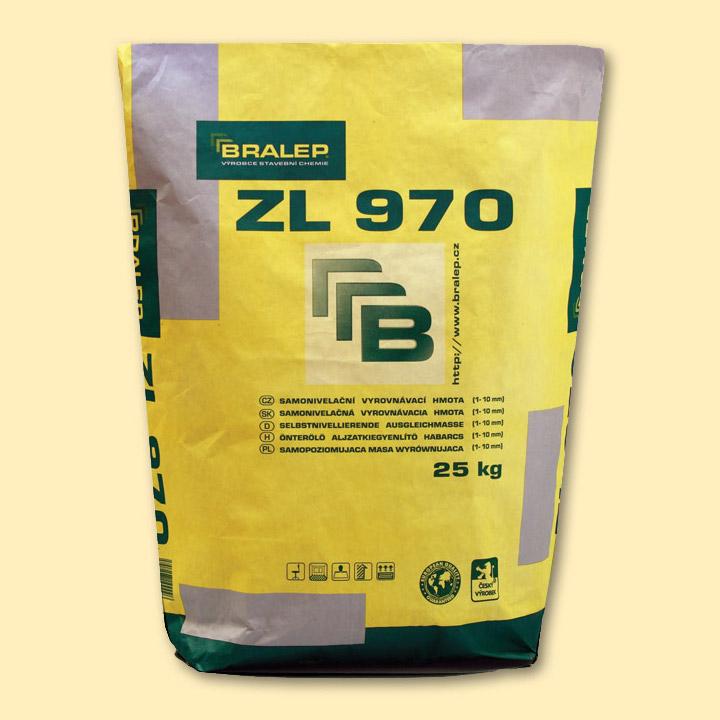 Samonivelační stěrka Bralep ZL970 25kg