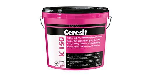 Disperzní lepidlo na podlahy Thomsit / CERESIT K 150 balení 14kg