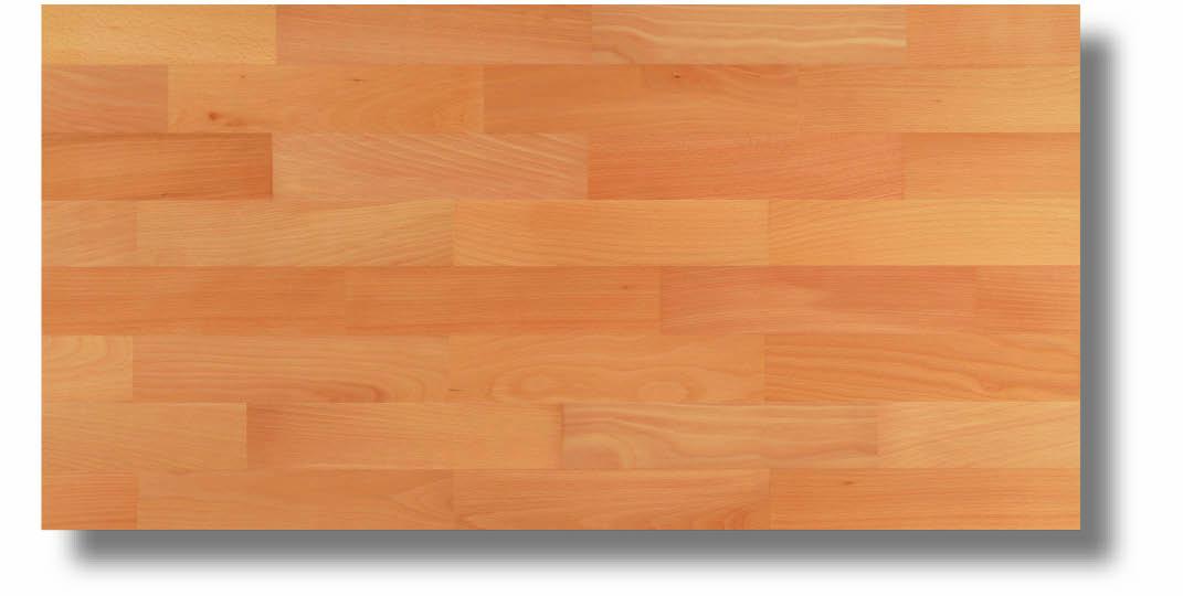 Dřevěná podlaha Befag Eurowood Buk pařený, lak