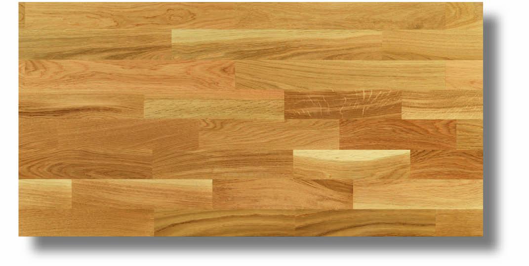Dřevěná podlaha Befag Eurowood Dub Markant, lak