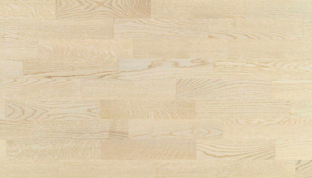 Dřevěná podlaha Befag Eurowood Dub přírodní, bílé lakování