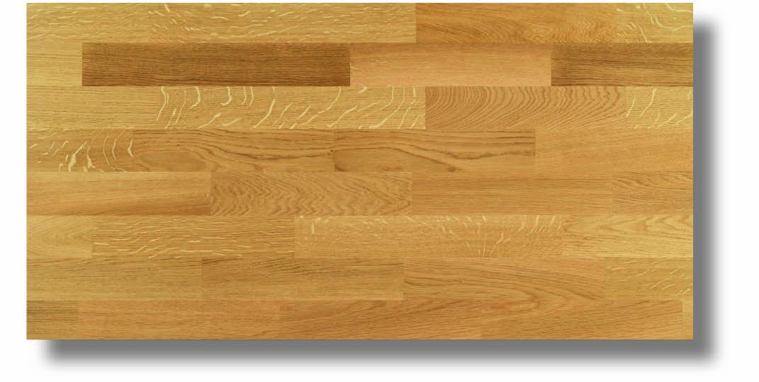 Dřevěná podlaha Befag Eurowood Dub přírodní, lak