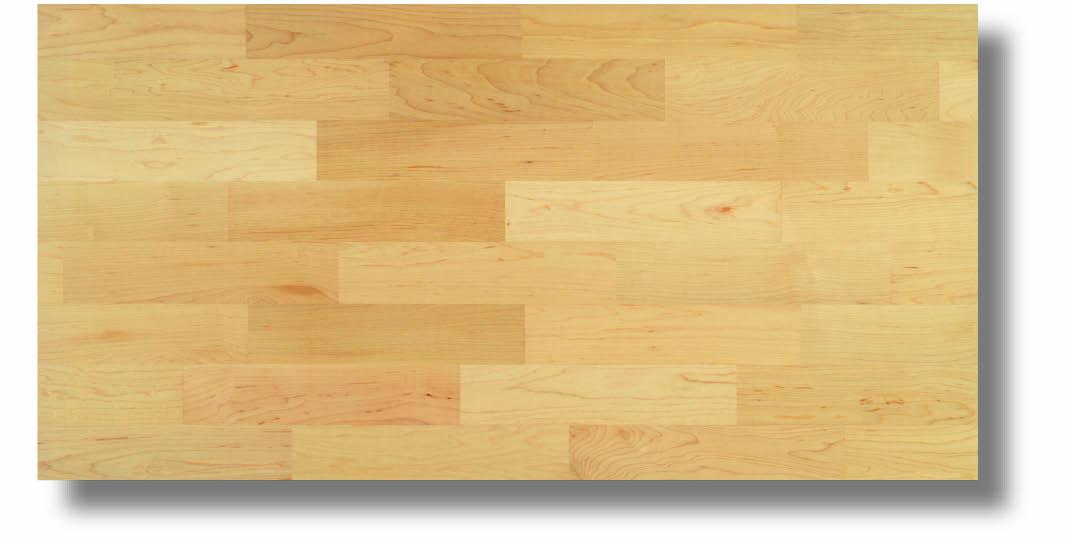 Dřevěná podlaha Befag Eurowood Javor kanadský přírodní, lak