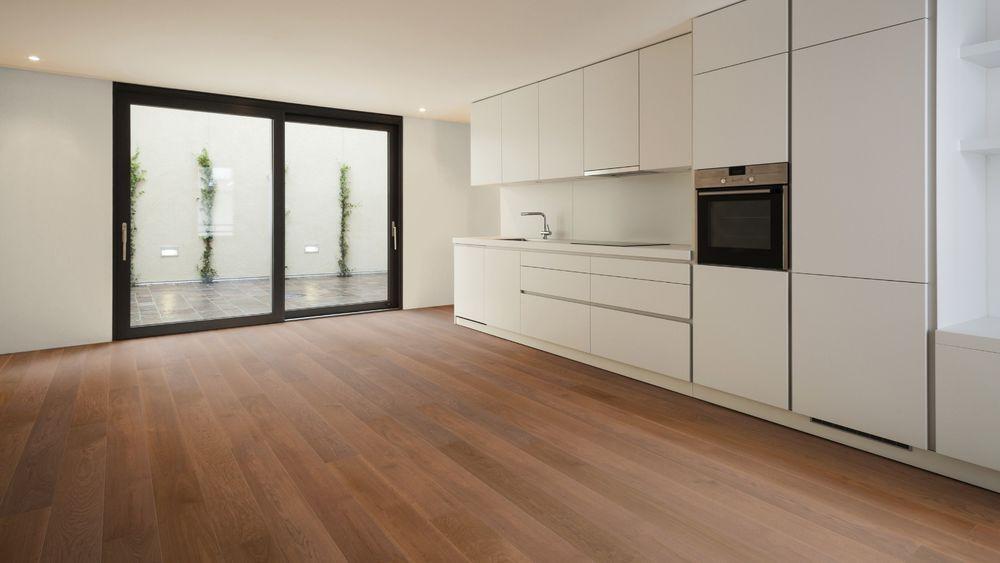 Dřevěná podlaha EUROWOOD Dub hnědý výběr, olej