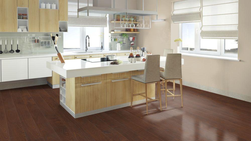 Dřevěná podlaha EUROWOOD Dub mocca výběr, olej