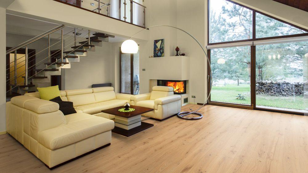 Dřevěná podlaha EUROWOOD Dub natur rustikal, olej