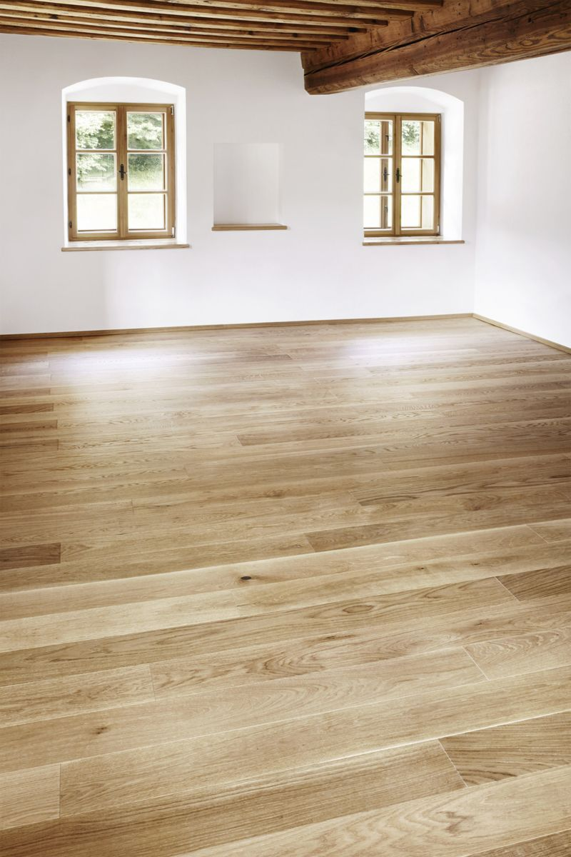 Dřevěná podlaha EUROWOOD Dub natur výběr, olej