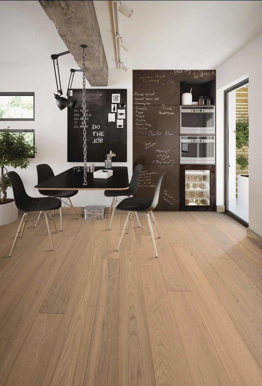 DOPRAVA ZDARMA! Dřevěná podlaha LAMETT Matisse Natural White matný lak