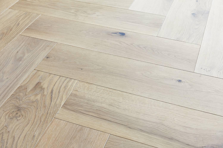 DOPRAVA ZDARMA! Dřevěná podlaha MOLAND Cambridge 14922562 Dub Living - levý