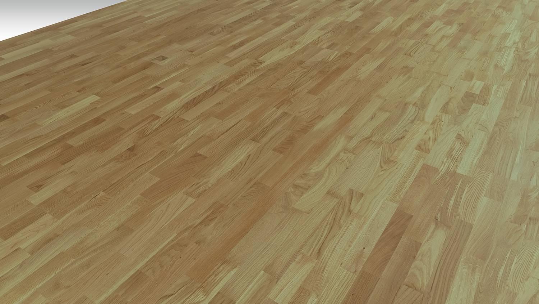 DOPRAVA ZDARMA! Dřevěná podlaha MOLAND Molaloc Parquet 14963161 Dub Classic matný lak