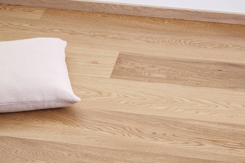 DOPRAVA ZDARMA! Dřevěná podlaha MOLAND Molaloc Windsor Wideplank 13154861 Dub Classic matný lak