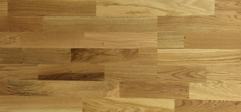 DOPRAVA ZDARMA! Dřevěná podlaha DUB RUSTIC oxidativní olej kartáčovaná