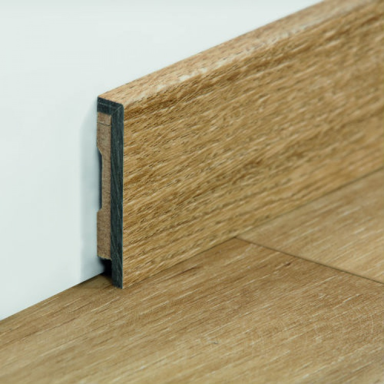 Soklová lišta QUICK STEP 55x9mm pro vinylové podlahy