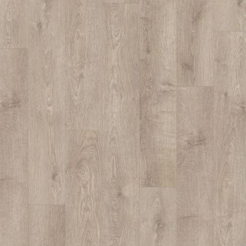 MNOŽSTEVNÍ SLEVA! Vinylová podlaha QUICK STEP Balance Gue V4 Dub perleťový šedohnědý — BAGP40133