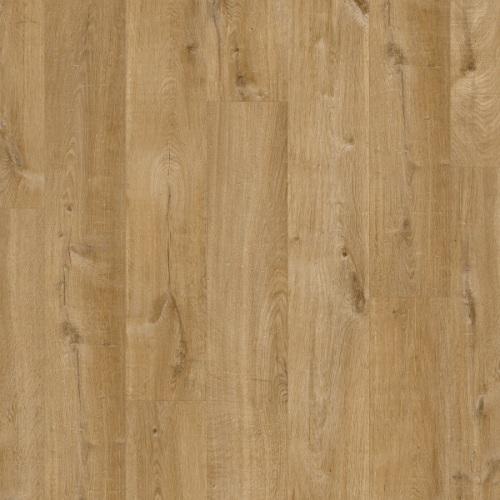 MNOŽSTEVNÍ SLEVA! Vinylová podlaha QUICK STEP Pulse Click V4 Dub bavlna přírodní — PUCL 40104