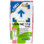 Samonivelační stěrka UZIN NC 112 Turbo Level Plus Efekt S 25kg