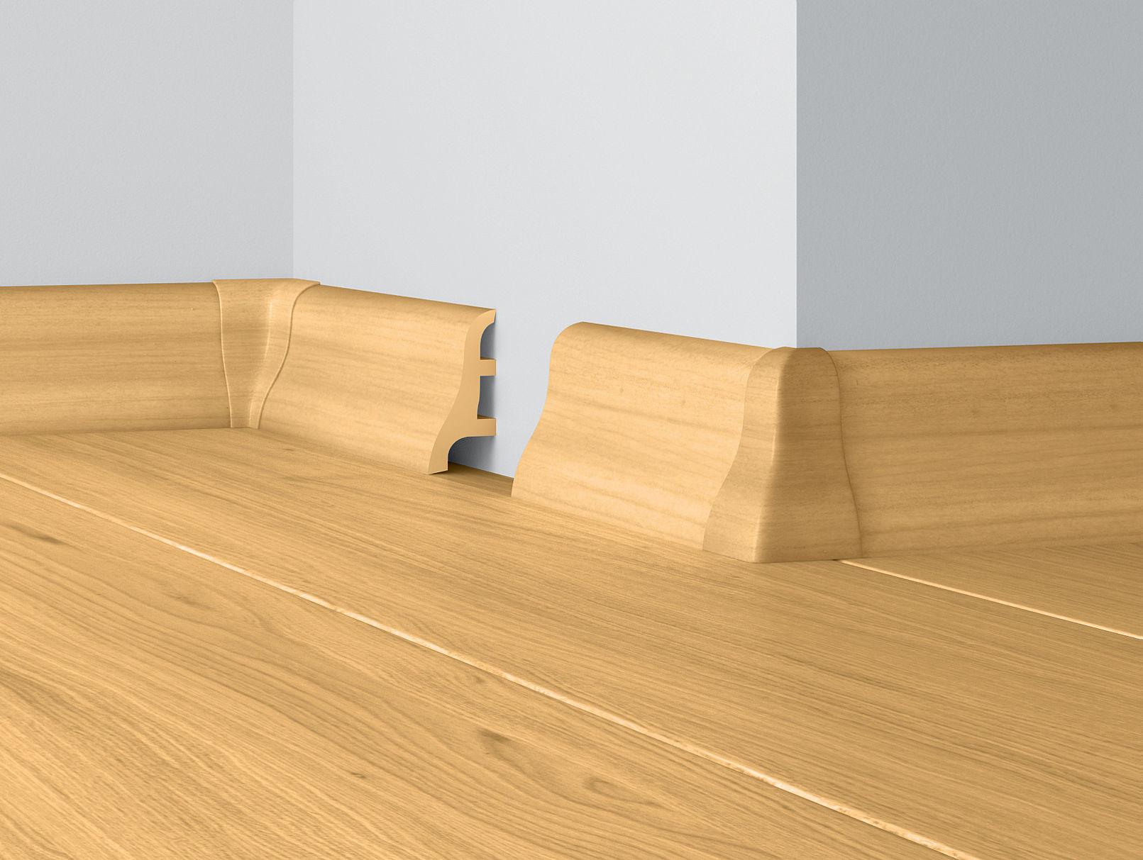 Podlahová lišta DÖLLKEN USL 50 délka 2,50m, Barevnice DÖLLKEN USL 50 0110 (W225)